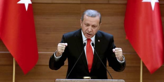 """Turquie: une femme écope de onze mois de prison ferme pour """"insulte"""" à Erdogan - La DH"""