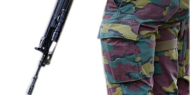 Rixe à la Gare de l'Ouest: un jeune a tenté de s'emparer de l'arme d'un militaire - La DH