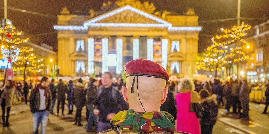 Ass HLN: Oudejaar Brussel
