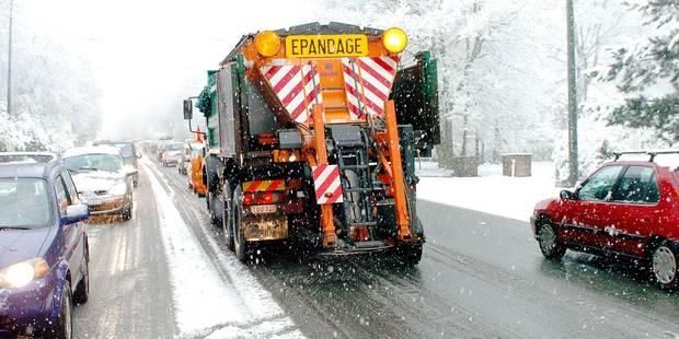 Conditions hivernales: la ville de Charleroi prend les devants - La DH