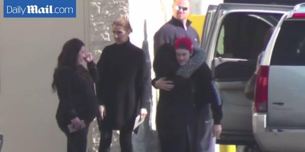 Les premières images de Céline Dion depuis la mort de René (VIDEO) - La DH
