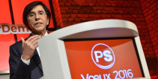 """Di Rupo: """"Michel va vendre en Chine l'image d'un pays dont son allié veut la fin"""" - La DH"""