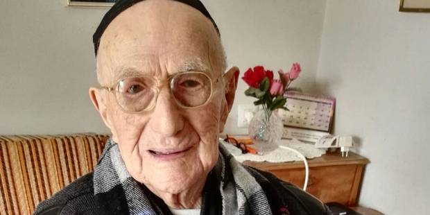 Un survivant de l'Holocauste pourrait être le plus vieil homme du monde (Guiness) - La DH