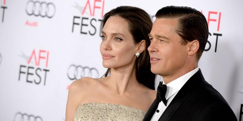 Angelina Jolie et Brad Pitt déménagent à Londres, pour sauver leur couple ?