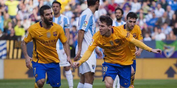 Liga: Messi réveille le Barça, leader provisoire - La DH