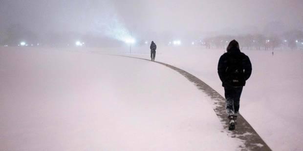 Tempête sur l'Est des Etats-Unis: Le bilan monte à 19 décès, des vols annulés à Brussels Airport - La DH