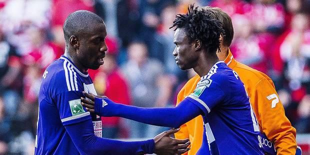 Anderlecht les bloque malgré les offres - La DH