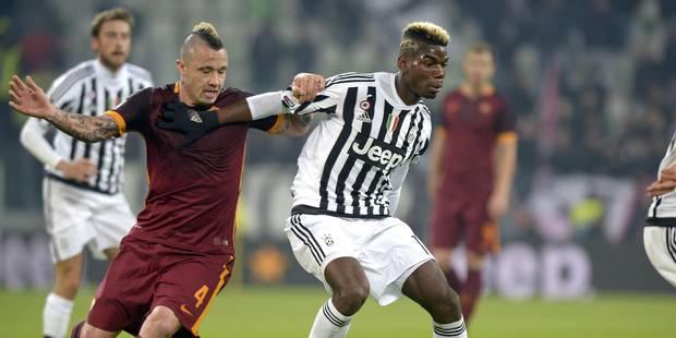 La Juventus bat la Roma sur le fil (1-0) - La DH