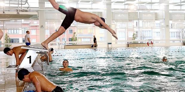 Molenbeek: la piscine olympique refait surface ! (PHOTOS) - La DH