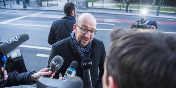 Charles Michel veut restaurer l'image de la Belgique à l'étranger grâce à une série de visites - La DH