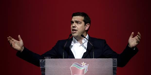 Alexis Tsipras est accusé de placer ses proches aux postes convoités du gouvernement - La DH