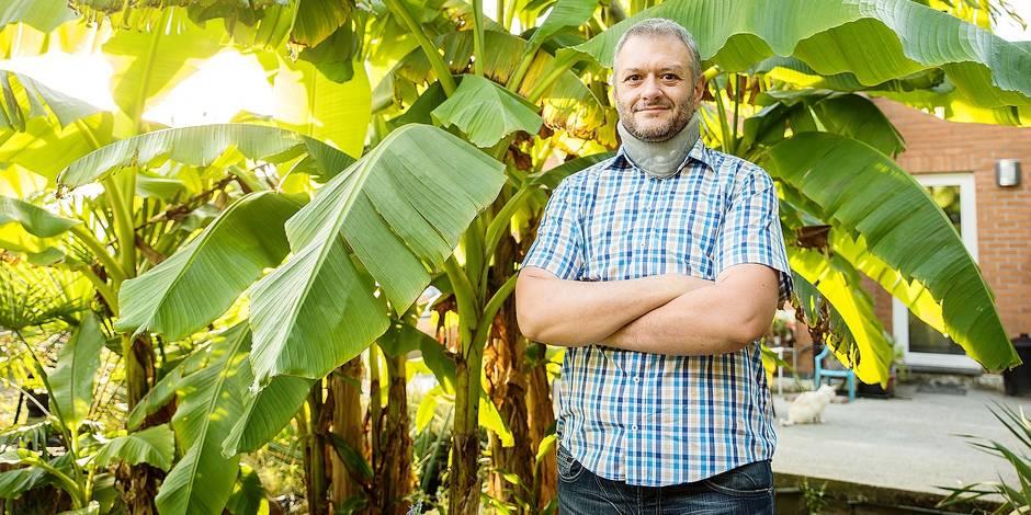 Boussu l 39 homme qui faisait pousser des bananes belges - Faire pousser des bananes ...