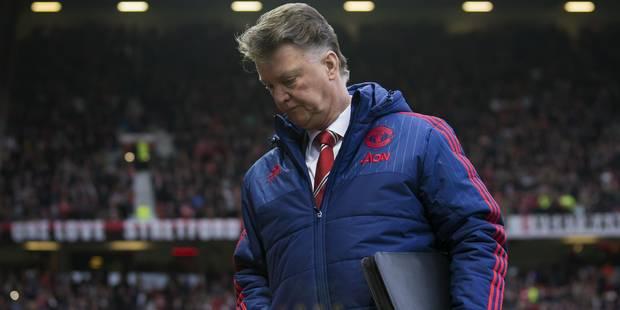 ManU: van Gaal présente sa démission, le club lui demande de réfléchir! - La DH