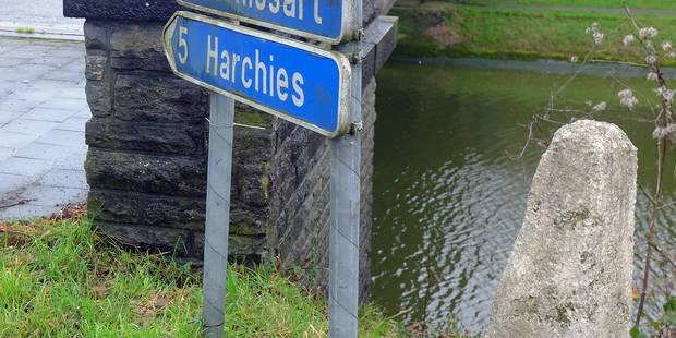 Le corps d'une dame flottait dans le canal Nimy-Blaton - La DH