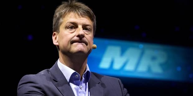 Tunnels bruxellois: Le MR flingue Vervoort et le gouvernement bruxellois - La DH