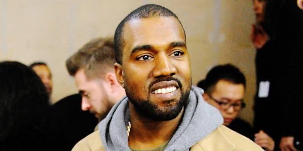 La mégalomanie de Kanye West - La DH