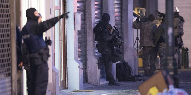 Menace terroriste à Bruxelles: la détention des suspects prolongée - La DH