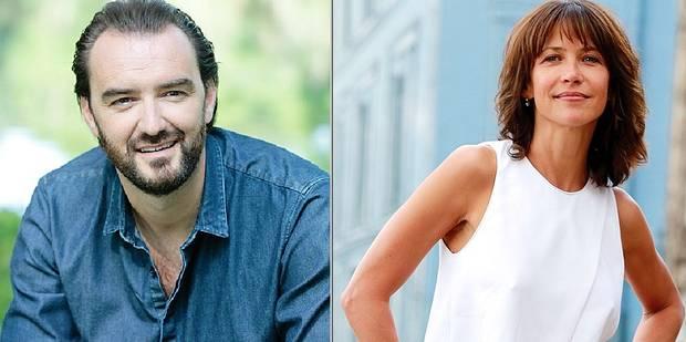 Sophie Marceau en couple avec Cyril Lignac - La DH