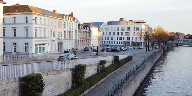 Tournai: le chantier de la rive droite débute - La DH