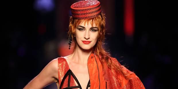 10 tendances beauté de la semaine de la haute couture - La DH