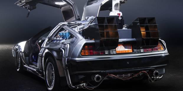 Retour vers la voiture du futur - La DH