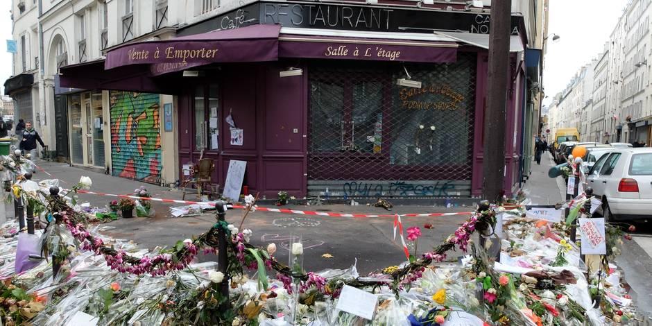 Attentats à Paris : la chambre des mises en accusation de Bruxelles confirme la détention préventive de trois suspects