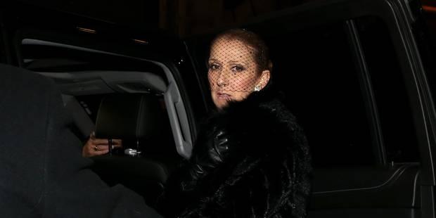 Le message émouvant de Céline Dion - La DH