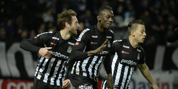 Charleroi s'impose au terme d'un match fou contre Malines (3-2) - La DH