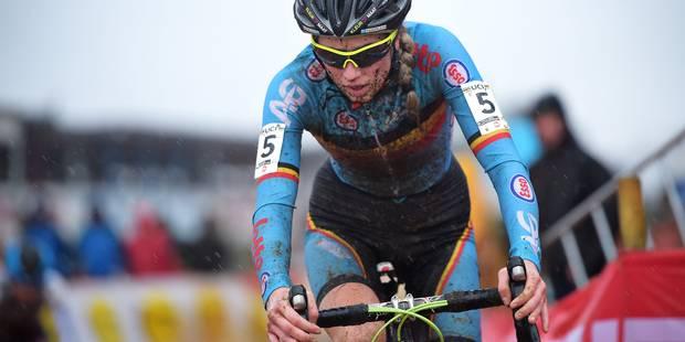 Cas de triche inédit aux Mondiaux de cyclo-cross: une Belge cache un moteur dans son vélo - La DH