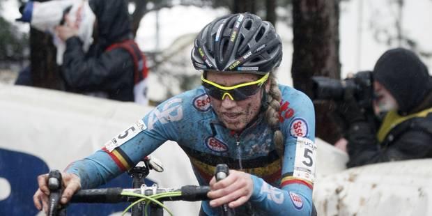 Dopage technologique: il y a 3 mois, Femke van den Driessche semait déjà le doute (VIDEO) - La DH