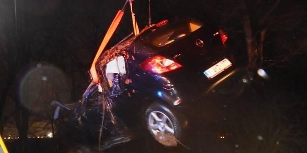 Vielsalm: une Salmienne se tue entre Neuville et Burtonville - La DH