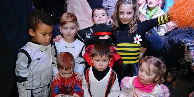 Les enfants étaient en forme au carnaval de Basècles (PHOTOS) - La DH