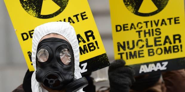 """La pétition pour """"éviter un nouveau Tchernobyl"""" en Belgique atteint les 750.000 signatures - La DH"""