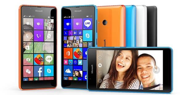 Les smartphones Lumia au plus mal - La DH