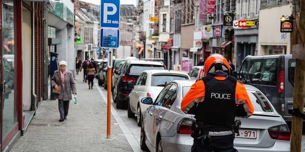 Stationnement gratuit à Mons : l'anarchie prévue pour un mois - La DH