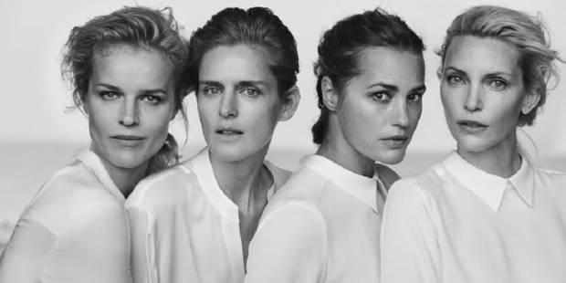 La mode est-elle aux femmes mûres? Le retour d'Eva Herzigova et trois autres anciens tops - La DH