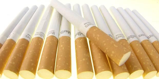 Voici les chiffres du coût du tabac - La DH