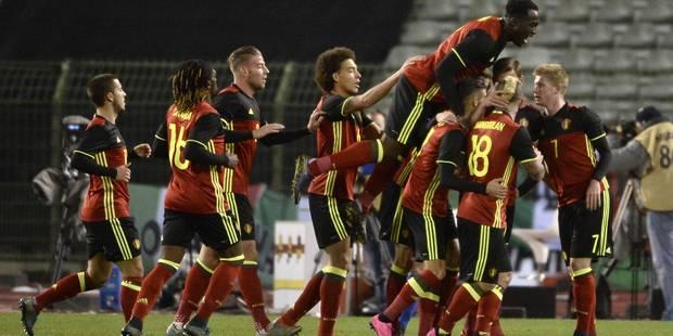 Les Diables Rouges toujours au sommet du classement FIFA pour le 4e mois consécutif - La DH