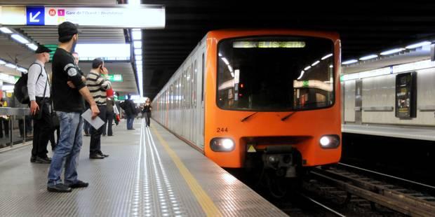 Un homme se suicide dans la station de métro Arts-Loi - La DH