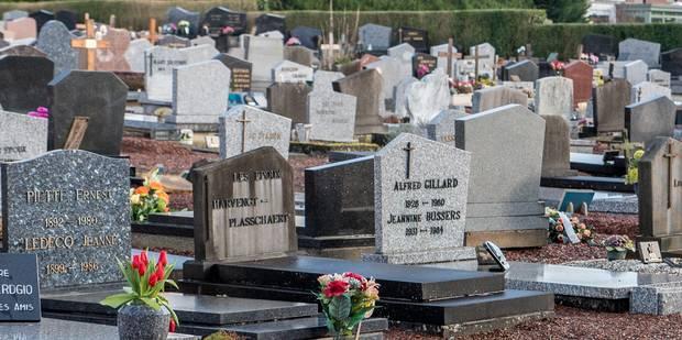 Les pilleurs de cimetières gaumais condamnés - La DH