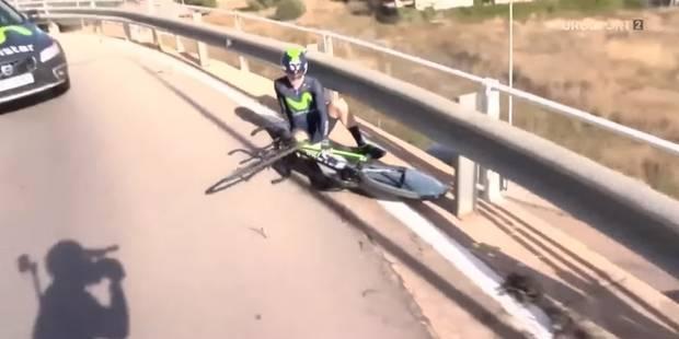 Un moteur dans le vélo? La nouvelle vidéo qui jette le trouble - La DH