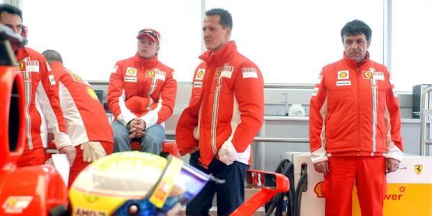 """Les nouvelles de Michael Schumacher ne sont """"pas bonnes"""" - La DH"""
