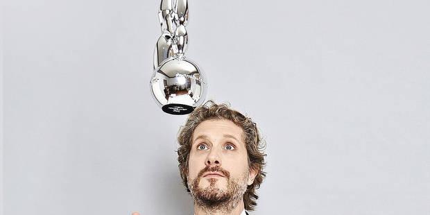 """""""Je suis un peu l'Obama des Magritte"""" - La DH"""