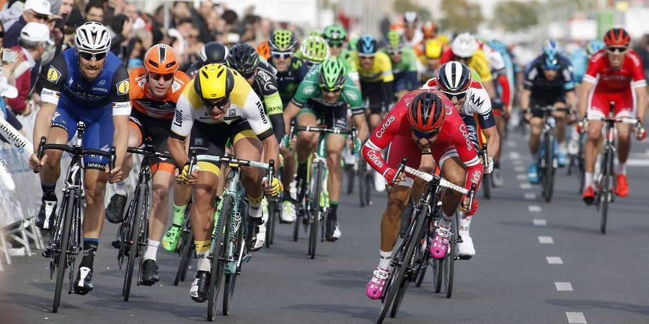 Tour de Valence: Dylan Groenewegen remporte la 3e étape