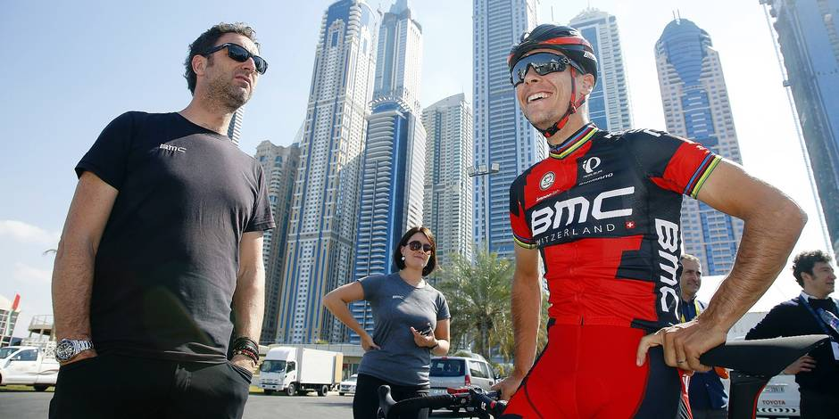 training Dubai Tour 2016