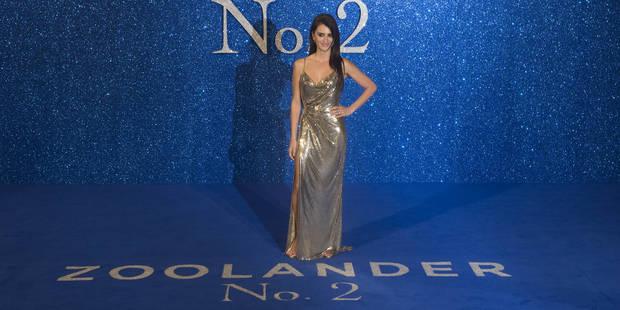 Penelope Cruz sort le grand jeu pour défendre Zoolander2 - La DH