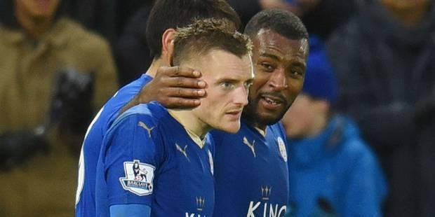 """Vardy """"ravi"""" de prolonger à Leicester jusqu'en 2019 - La DH"""