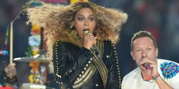 Beyoncé au Roi Baudouin - La DH