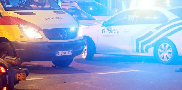 Grave accident de la circulation dans le Tournaisis