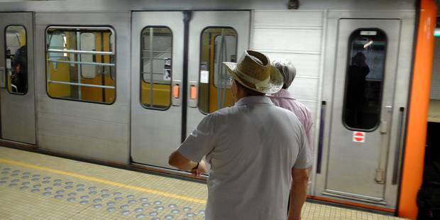 Anderlecht: la station de métro Saint-Guidon évacuée - La DH